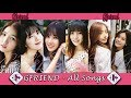 GFRIEND 여자친구 All Songs Album Compilation