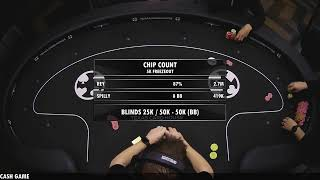 TCH Live - 2/23/2020 - Final Table - $150 Freeze Out