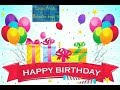 Lagu Anak-anak bahasa Inggris Happy Birthday song