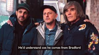 Dynamo makes Ian Brown magically appear in Blackburn