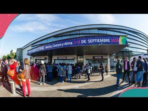[MCA Concepción 2018] - Felicitaciones en redes, público asistente