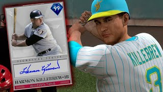 99 Harmon Killebrew Debut! Played #15 Ranked Player! MLB The Show 19 Ranked Seasons Diamond Dynasty