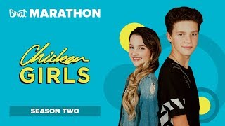 CHICKEN GIRLS | Season 2 | Marathon