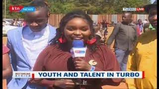 Youth in Turbo, Uasin Gishu county showcase their talent as they embrace Christmas