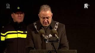 Burgemeester Aboutaleb over Charlie Hebdo