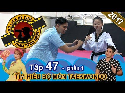Hot girl Taekwondo hướng dẫn các bạn gái cách phòng thân | NTTVN #47 | Phần 1 | 231117 🏅