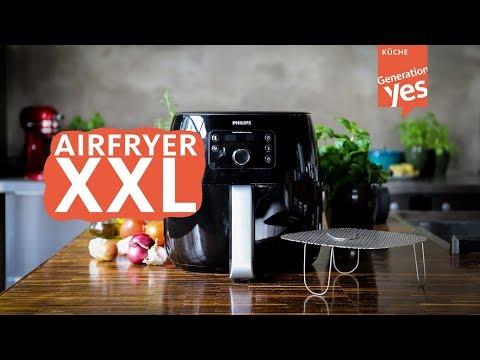 Warum wir unseren Philips Airfryer XXL so lieben! by Generation YES