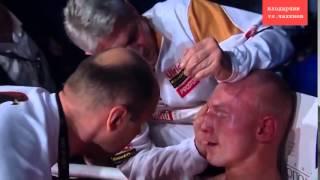 Критоф Влодарчик vs Рахим Чахкиев(лучшие моменты)