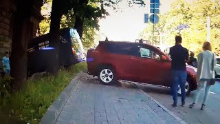 Авария на Ланской 19.06.2017.смотреть с 13 минуты
