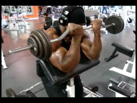 Timochenko le bodybuilding