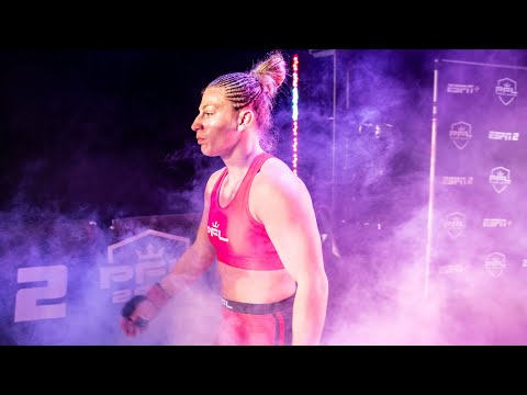 Kayla Harrison: Road to the PFL Championship   2019 PFL Championship