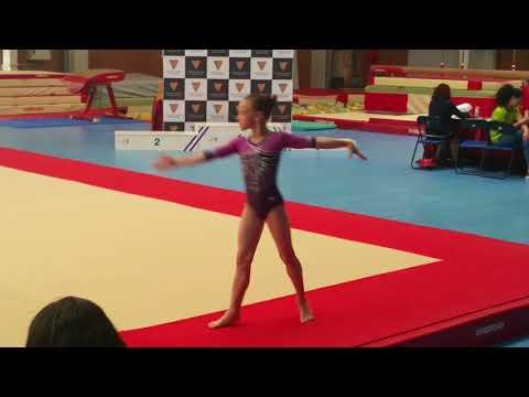 Alba Querol Cannon Gymnast 9yld
