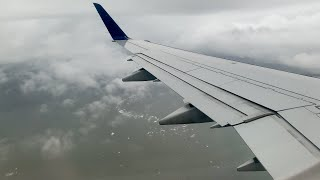 AWESOME WINDY Delta Airlines E175 Approach and Landing Hilton Head Island
