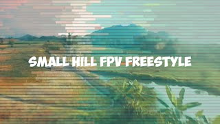 Small Hill FPV Freestyle - Azure Power JP Props