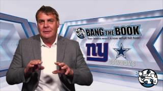 NFL Week One Pick: NY Giants vs Dallas Cowboys