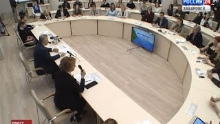 Пресс-конференция Губернатора края по итогам 2016 года