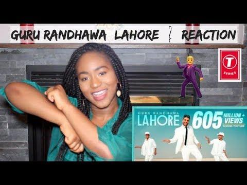 Guru Randhawa: Lahore (Official Video) | T-Series | REACTION
