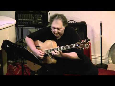 """The Dom Minasi Trio performs """"Sophisticated Lady"""" from """"Takin' The Duke Out Again"""""""