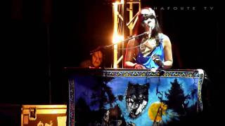 "Bat for Lashes ""Tahiti"" Live @ Bestival - Isle of Wight 2009.09.11"