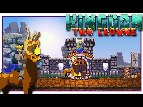 Professional Deer Hunter Builds an Empire in Kingdom Two Crowns