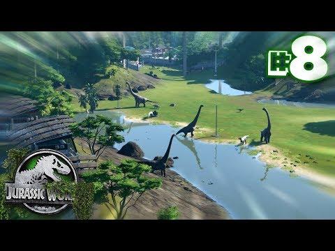 Paradise has FINALLY happened!!! | Dinosaur Preserve - Part 8 | Jurassic World Evolution