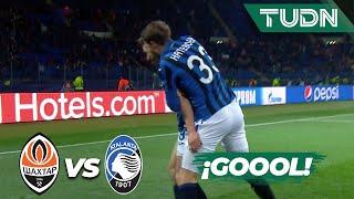 ¡Gol y Atalanta está en Octavos!   Shaktar 0 - 3 Atalanta   Champions League - J 6 - Grupo C   TUDN