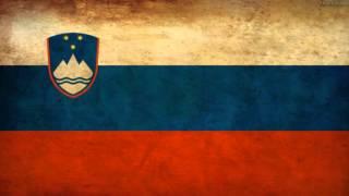 """Hymn Słowenii / National Anthem of Slovenia """"Zdravljica"""" + TEXT HD"""