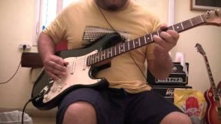 Franz Ferdinand - Jacqueline (Guitar cover)