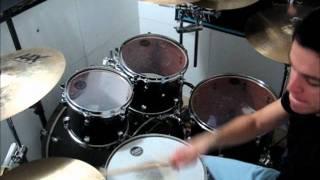 Dope - Addiction (featuring Zakk Wylde) - drum cover by winwar