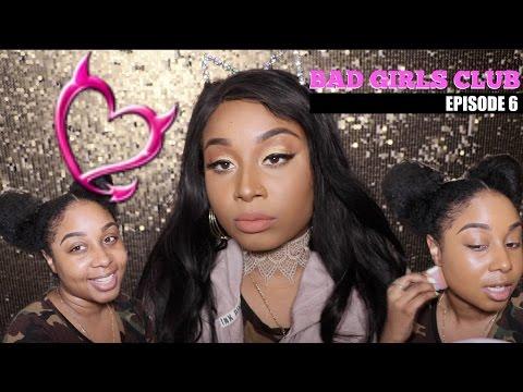 TUTORIAL TALK: BAD GIRLS CLUB S17E6 FRAN GETS F*CKED UP!