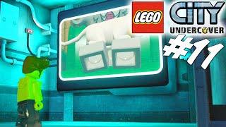 REX FURYS HEMMELIGE BASE! - LEGO City Undercover Dansk Ep 11 [PS4 Pro]