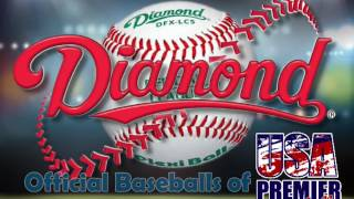 Diamond Baseballs: Official Baseball of the #1Firecracker Classic