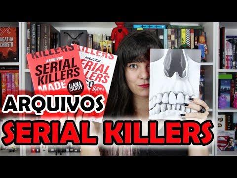 Arquivos Serial Killers: Louco ou Cruel e Made in Brazil - Ilana Casoy [RESENHA]