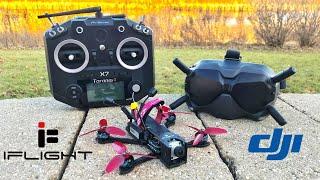DJI FPV with the iFlight DC3 HD - My new favorite drone