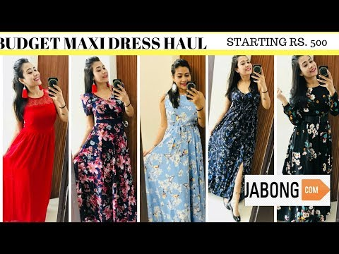 b345e8a6c Different types of maxi dress