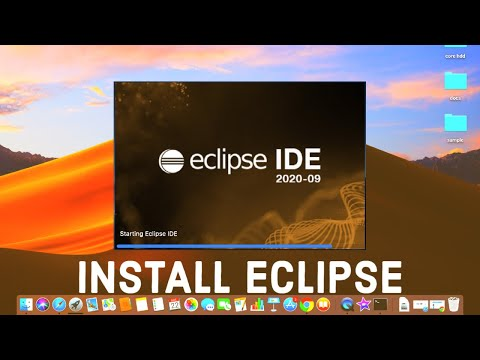 How to Install Eclipse IDE on Mac