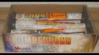 Xplode Bombenrohr Set WOW !