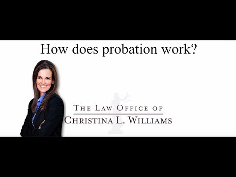 How does probation work i…