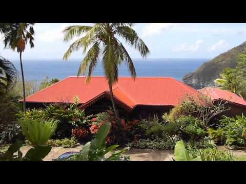 Link You Ancienne Maison De Coluche A Deshaies Guadeloupe
