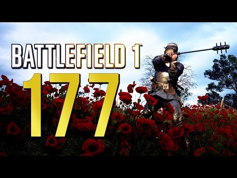 Battlefield 1: 177 Kills New Record on Rupture! (PS4 Pro Multiplayer Gameplay)