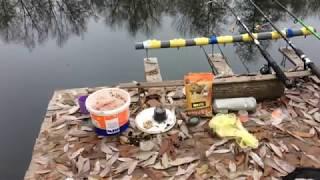 Подготовка к рыбалке на карася поздней осенью