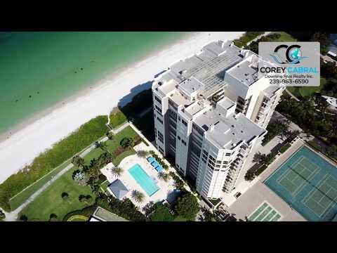 Park Shore La Mer Real Estate Flyover in Naples, Florida