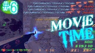 CS 1.6 MOVIE TIME #6. MC SMIR.NOVA, НОВЫЙ ТРЕК (ВСЯ ИНФА В ОПИСАНИИ)