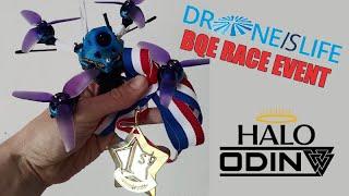 DroneIsLife British Qualifier Event - UK FPV Racing - HaloRC Odin