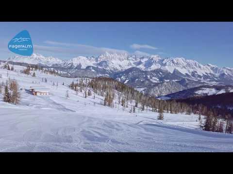 Fageralm - Genuss-Skilauf vom Feinsten!