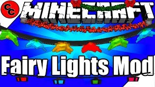 "Minecraft Mods: "" Fairy Lights Mod 1.12.2"""