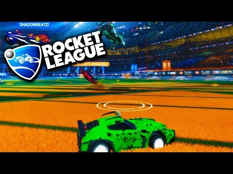 WE HAD TO PLAY 2v3 ON RANKED! - Rocket League with The Crew!