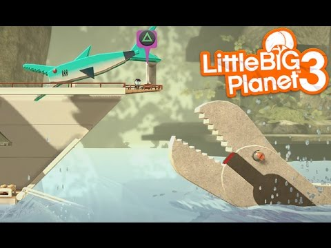 LittleBIGPlanet 3 - Whale Tales [Playstation 4]