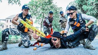 LTT Nerf War : Squad SEAL X Warriors Nerf Guns Fight Criminal Group Dr Mundo Mission Impossible