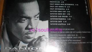 "Damion Hall ft. Chanté Moore ""Satisfy You"" (Satisfied Radio Edit) (90's R&B)"